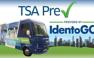 TSA Pre✓® Mobile Enrollment Event