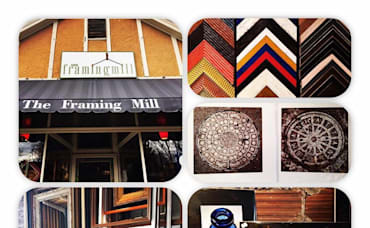 Local Love: The Framing Mill