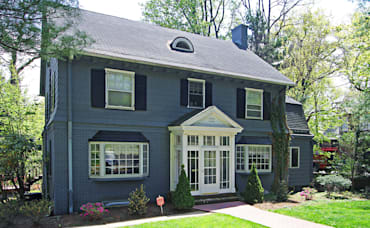 NEW LISTING: ELEGANT COLONIAL AT 52 N. WYOMING AVE., SOUTH ORANGE, NJ