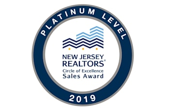 Allison Ziefert Real Estate Group Receives Circle of Excellence® Sales Award® 2019 Platinum Level!
