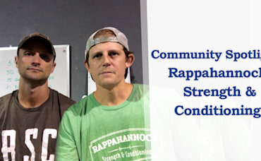 Q: What Makes Rappahannock Strength & Conditioning So Unique?