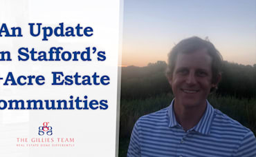 How's the Market in Stafford's 3+Acre Estate Communities?