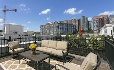 UNDER CONTRACT! #B427 1418 Rhodes Street North, Arlington, VA 22209