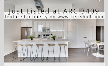 New Condo for Sale at ARC 3409 in Arlington