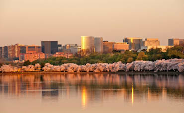 "Arlington, VA made Top 10 List of ""Happiest Cities To Work In"" by Forbes"