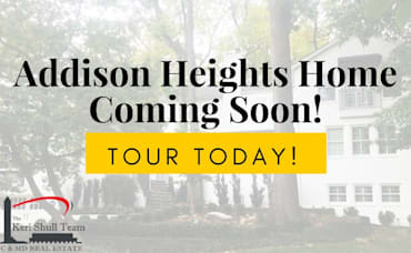 Coming Soon: Stately Addison Heights Home!