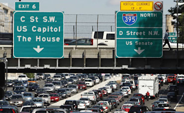 Washington DC Ranks #1 For Worst Commute In USA