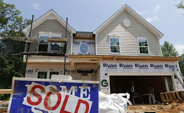 New-Home Sales Continue to Rise in the U.S.
