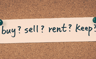 Should You Sell Your House or Rent It?