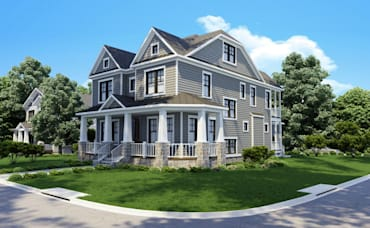 New Construction Luxury Home in Ballston