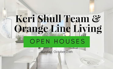 Open Houses – October 29th