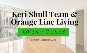 Open Houses – October 22nd