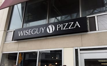 Wiseguy NY Pizza Comes to Rosslyn