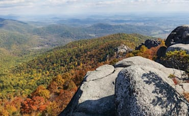 Best Fall Hiking Views (And Brews) In Northern Virginia