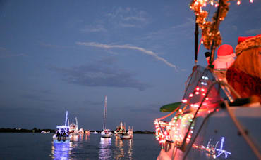 Newport Beach's 106th Christmas Boat Parade!