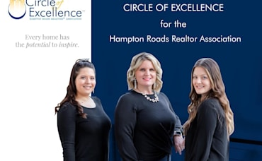 Sell757 is in the HRRA Gold Circle of Excellence