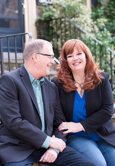 TURNING YOUR DREAM INTO YOUR ADDRESSAngela Morsa & Rick Moore