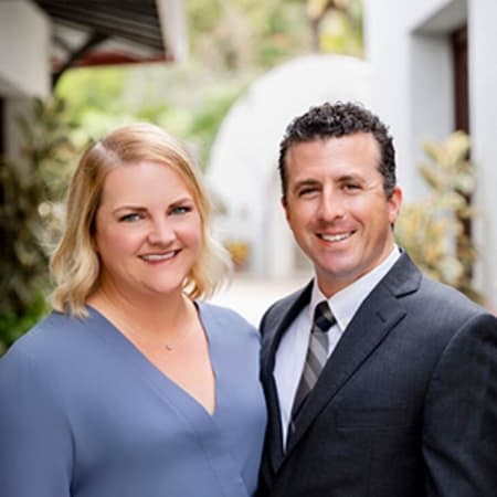 GET TO KNOW US Graham and Kelly Levine