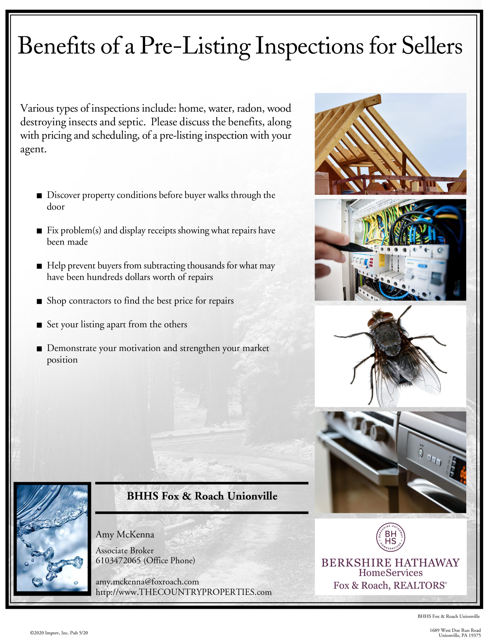 Benefits of Pre-ListingInspections