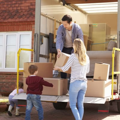 Moving to a Larger Home