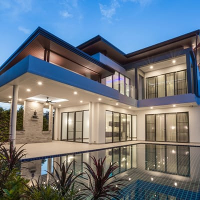 FREE Hotlist – Upscale or Luxury Homes
