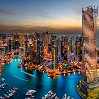 How Dubai is building the district of the future
