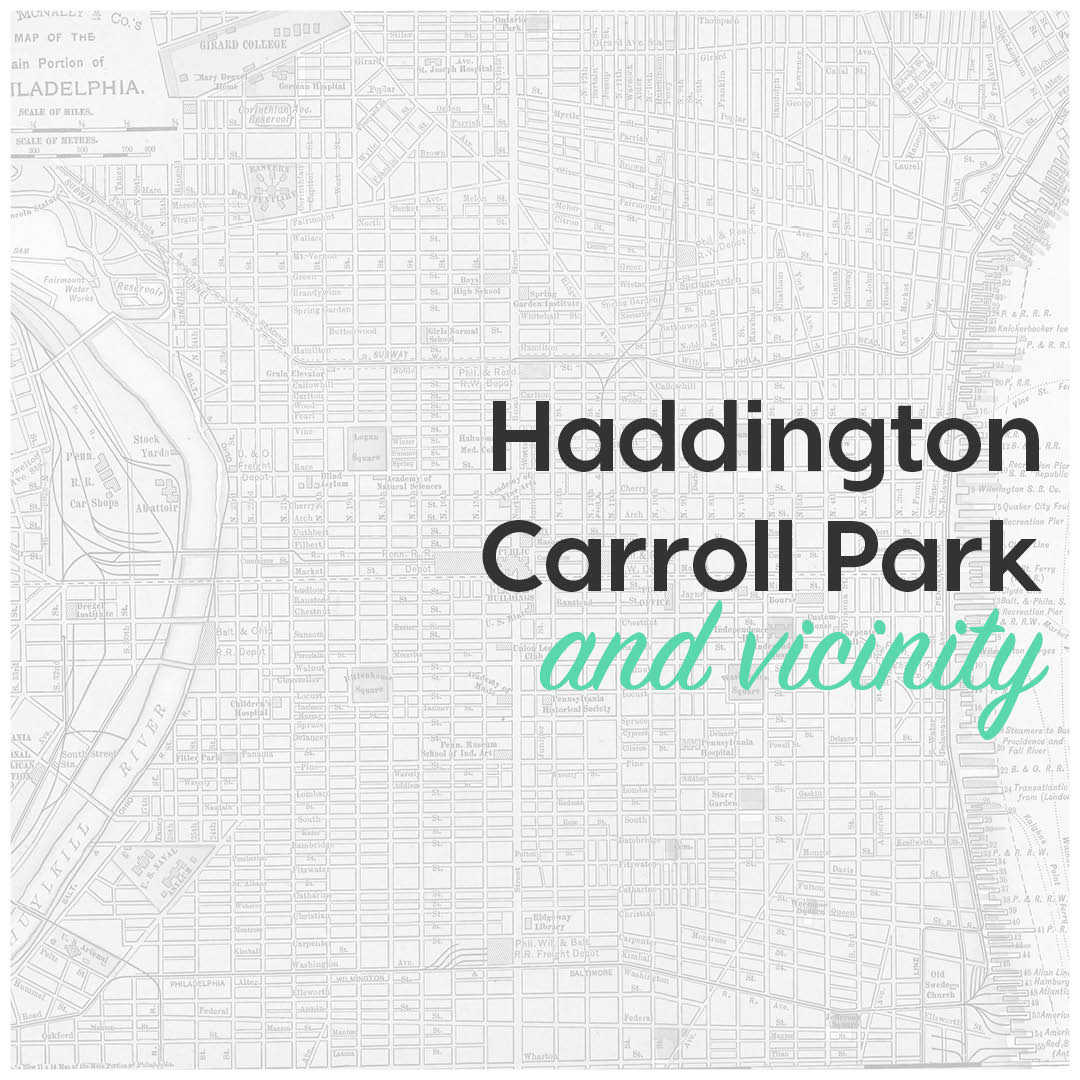 Haddington, Carroll Park and vicinity