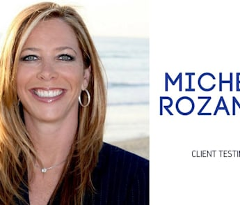 Amber Anderson Testimonial Michelle Rozansky | Pacific Sotheby's International Realty