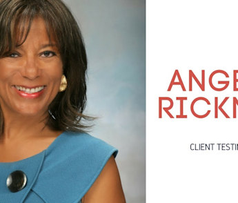 Amber Anderson Testimonial Angela Rickman | Pacific Sotheby's International Realty