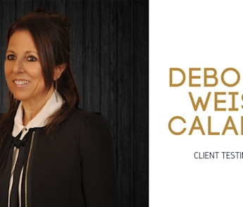 Amber Anderson Testimonial Deborah Weiss Calamar | Pacific Sotheby's International Realty