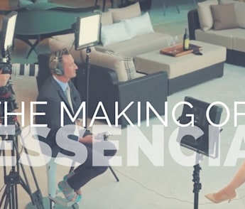Behind the Scenes || The Making of Essencia || Team Amber Anderson || The O'Byrne Team