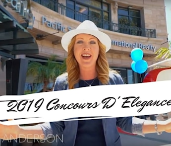 La Jolla's Most Luxurious Event | 2019 Concours D' Elegance | Sponsored By Amber Anderson