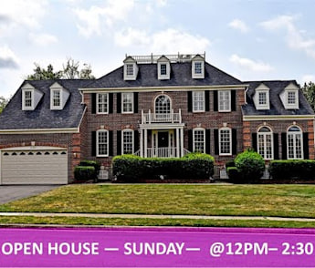 Open house On Marble Rock Court!