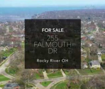 255 Falmouth Drive, Rocky River, OH 44116