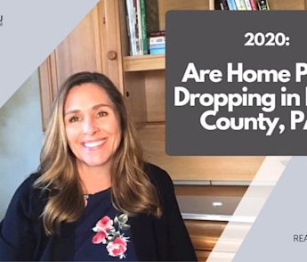 Are Home Prices Dropping in Bucks County, PA!? Doylestown Real Estate Experts Explain!