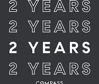 Compass' 2 Year Anniversary!