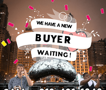 BUYER ALERT ‼ Sellers: 📣This might be the buyer for your home!!! 🤩
