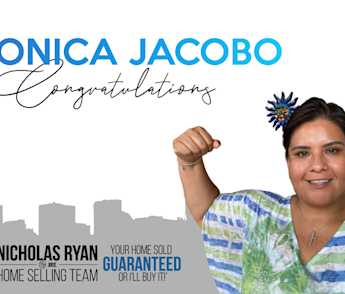 Congrats to Veronica Jacobo for leading the NRT sales team in August!