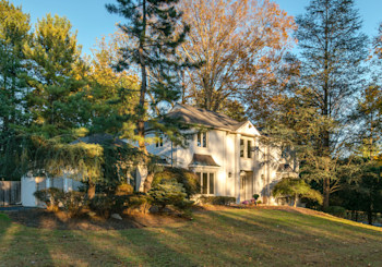 French Colonial in Haverford