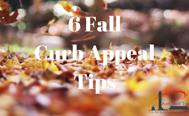 6 Fall Curb Appeal Tips