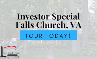 Investor Special in Falls Church, VA!