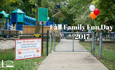 Fall Family Fun Day 2017