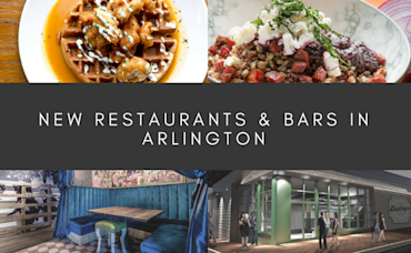 New Restaurants & Bars in Arlington