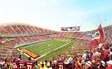 Virginia In Serious Negotiations For Redskins New Stadium