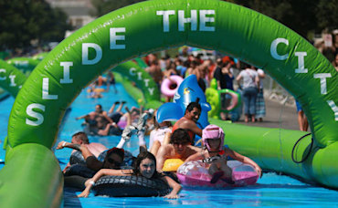 Slide the City in Arlington VA — Coming Soon?
