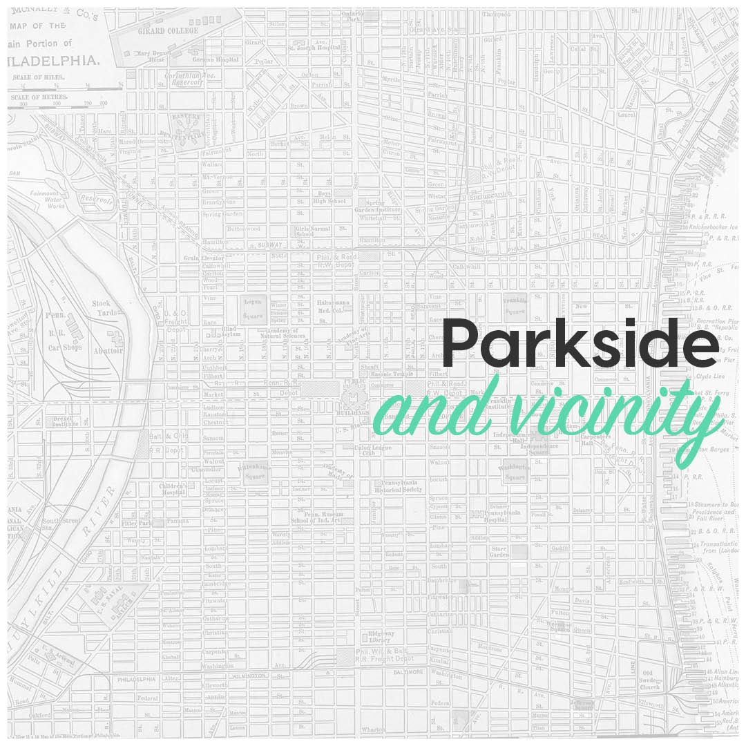 Parkside and vicinity