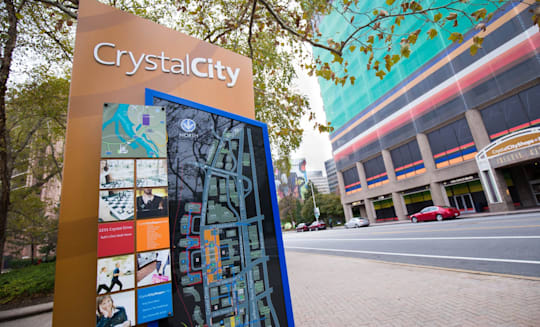 Living In Crystal City