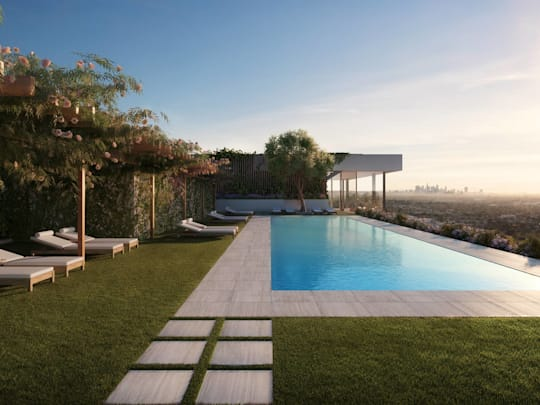The Residences at The West Hollywood Edition
