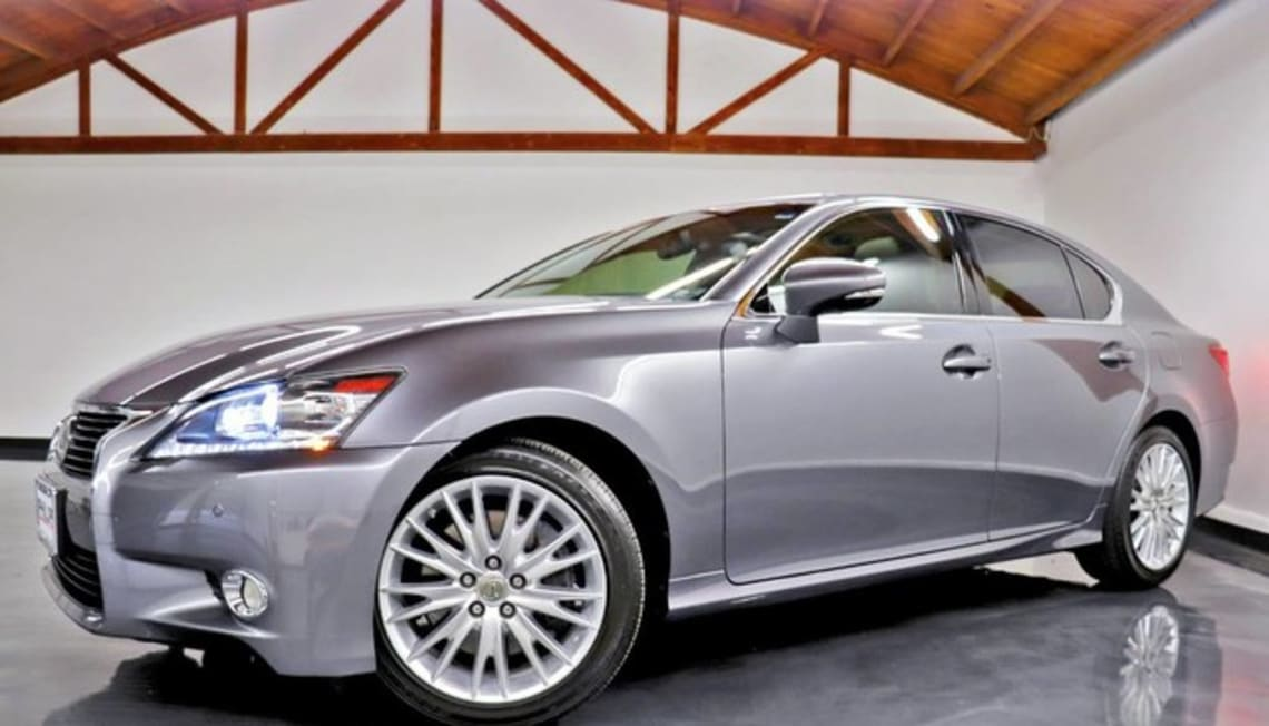 Just Listed: GS 350, Lexus