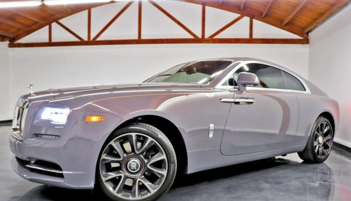Just Listed: Wraith Luminary Collection, Rolls-Royce